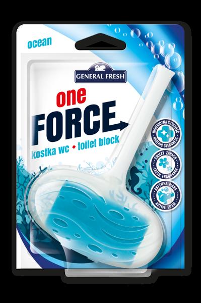 General Fresh tualetes bloks ar jūras aromātu 40g
