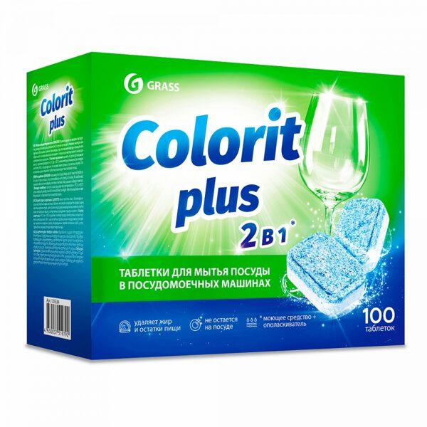 COLORIT Plus trauku tabletes, 20gr, 100gab