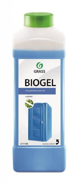 Grass Biogēls tualetes kompostēšanai 1l