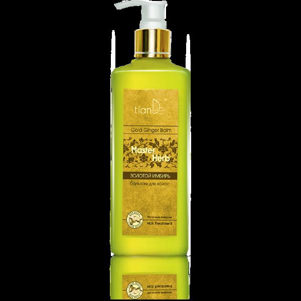 TianDe Master Herb zelta ingvera matu balzams pretblaugznu 300ml