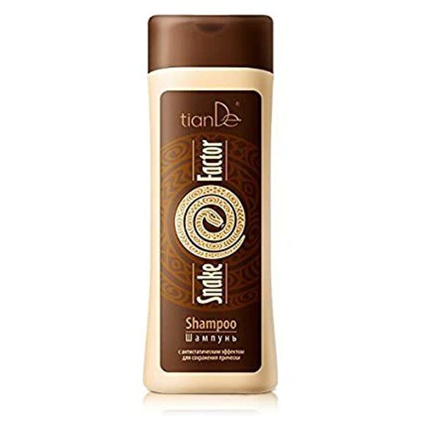 TianDe šampūns Čūskas faktors 200ml