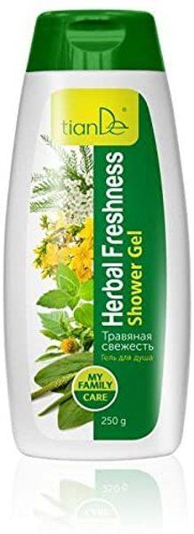 "TianDe dušas želeja ""Herbal Freshness"" 250g"