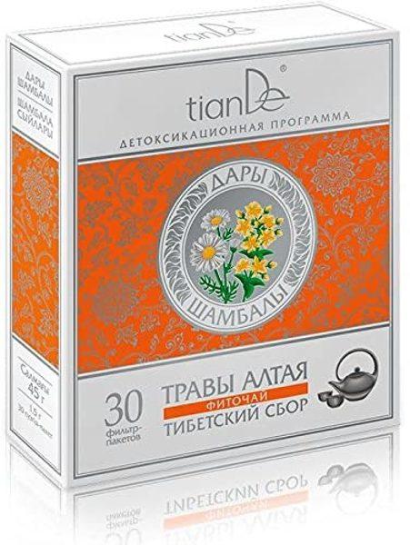 """TianDe fitotēja """"Tibetas zālītes"""" 45g"""