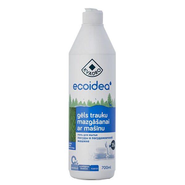 Ecoidea želeja trauku mazgāšanai trauku mazgājamā mašīnā Kvadro 700ml
