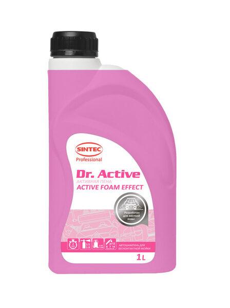 Sintec Active Foam Effect - aktīvās putas bezkontakta auto mazgāšanai 1l