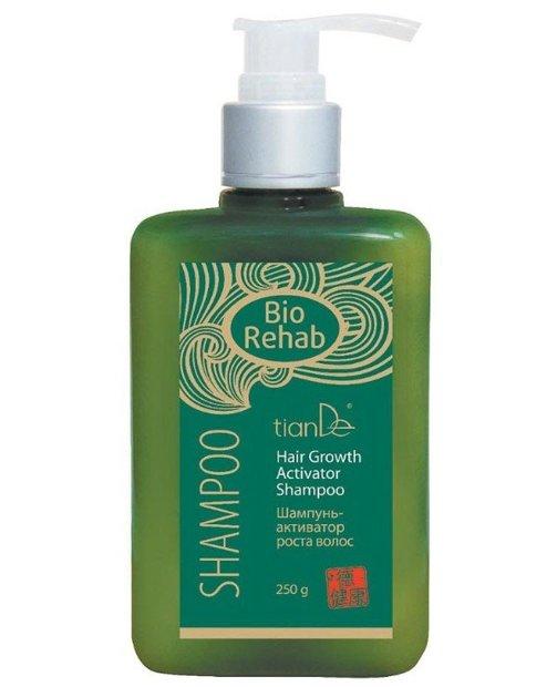 TianDe matu augšanu aktivizējošs šampūns 250ml