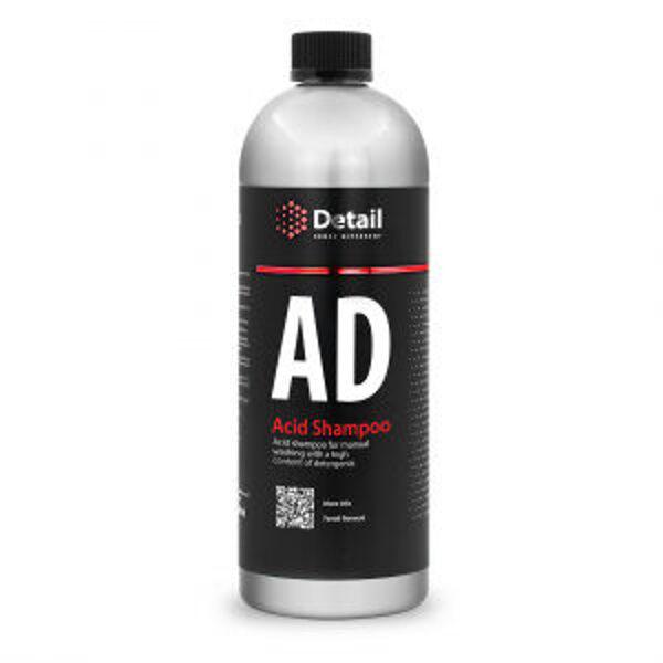 Detail auto mazgāšanas līdzeklis AD (Acid Shampoo) 1000 ml
