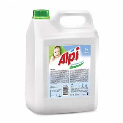 ALPI Sensitive - veļas mazgāšanas gēls bērnu apģērbam un delikātiem audumiem - 5 litri