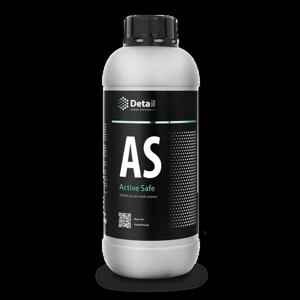 Detail šampūns pirmajai mazgāšanas fāzei AS (Active Safe) 1000 ml