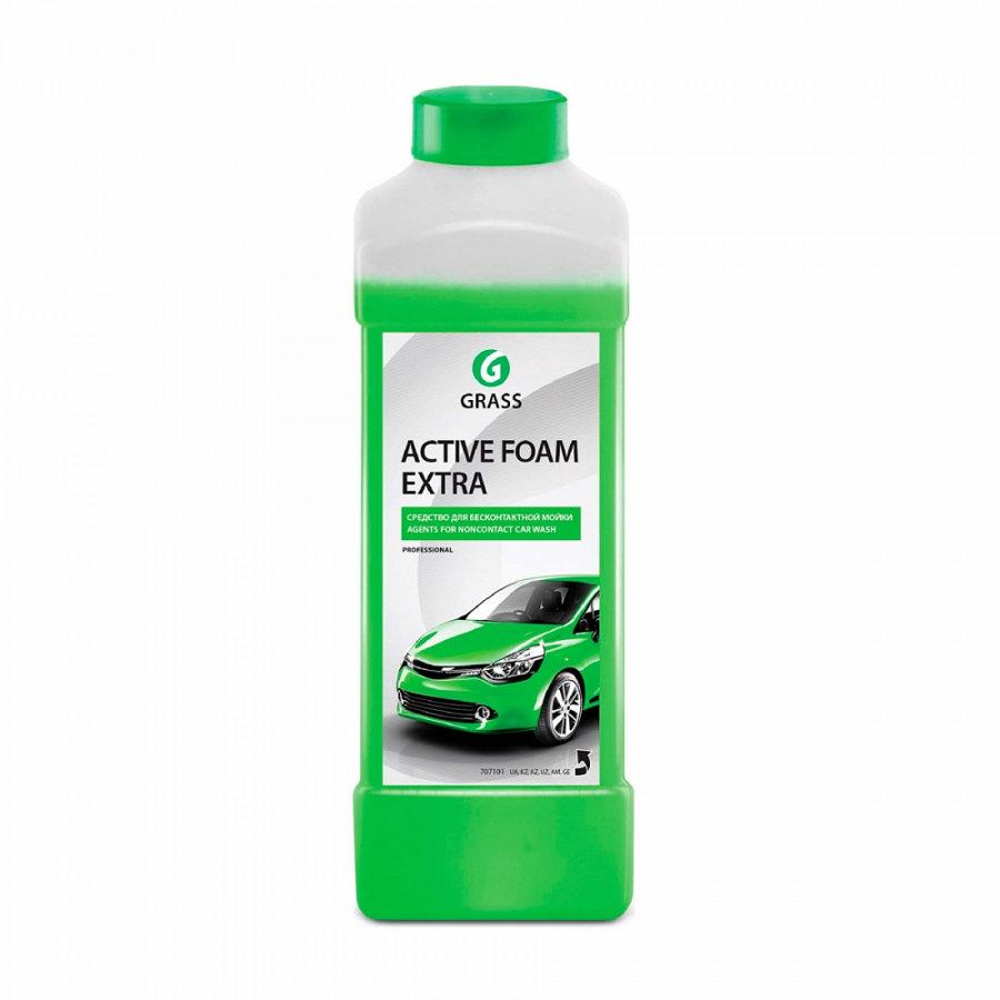 Active Foam Extra 1:100 - aktīvās putas bezkontakta auto mazgāšanai - 1 litrs
