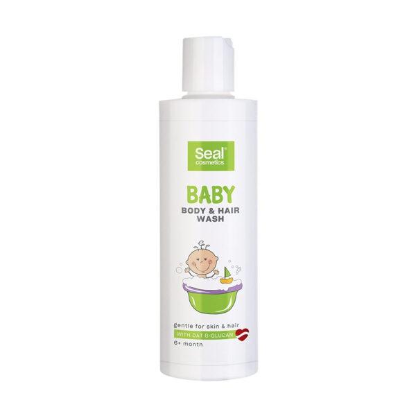 Seal Baby – vannošanās līdzeklis bērniem  225ml