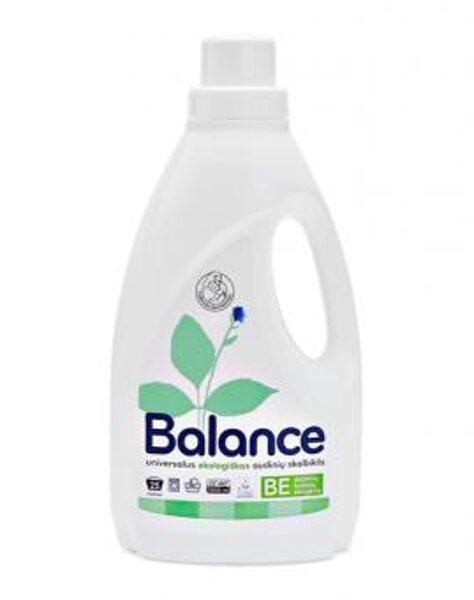 BALANCE Universāls ekoloģisks veļas mazgāšanas līdzeklis 1.5 l