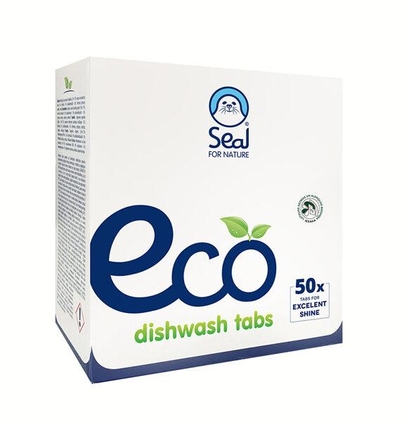 Eco – tabletes trauku mazgājamajai mašīnai 50gab.