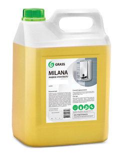Milana Milk & Honey - šķidrās ziepes ar medus - piena aromātu - 5 kg