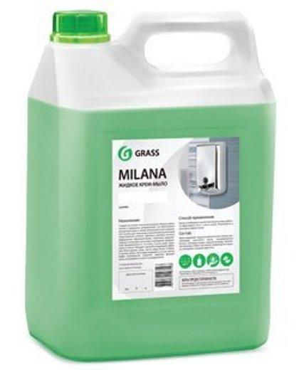 Milana Aloe Vera - šķidrās ziepes ar alvejas aromātu - 5 kg
