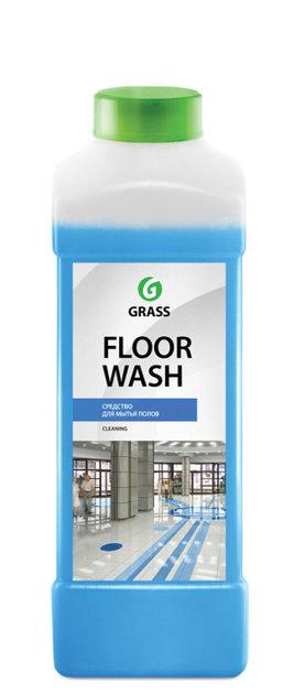 Floor Wash - koncentrēts, neitrāls grīdu mazgāšanas līdzeklis - 1 litrs