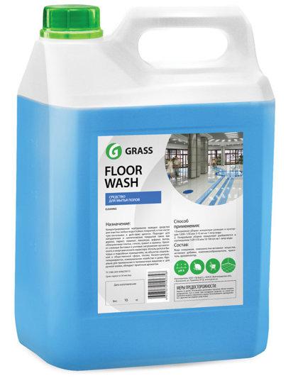 Floor Wash - koncentrēts, neitrāls grīdu mazgāšanas līdzeklis - 5 kg