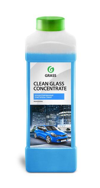 CLEAN GLASS (koncentrāts) - stiklu un spoguļu tīrīšanas līdzeklis - 1 litrs