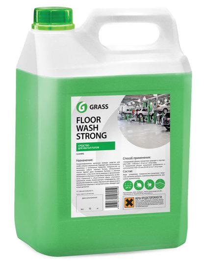 Floor Wash Strong - koncentrēts sārmains grīdas mazgāšanas līdzeklis - 5 kg