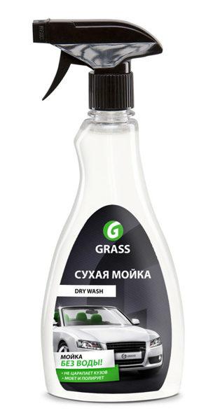Grass automašīnas sausās mazgāšanas/tīrīšanas līdzeklis  0,5 l