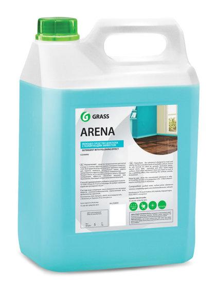 Arena - neitrāls visu  grīdas veidu mazgāšanas līdzeklis - 5 litri