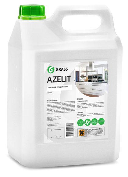 Azelit - virtuves tīrīšanas gēls - 5 kg