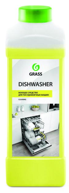 Universāls neputojošs trauku mazgāšanas līdzeklis trauku mazgāšanas mašīnām un manuālai mazgāšanai -1 litrs