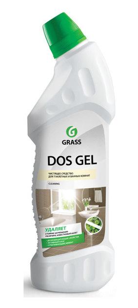 DOS GEL - attīrošs želejveida līdzeklis ar dezinfekcijas īpašībām - 750 ml