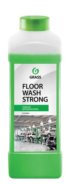 Floor Wash Strong - koncentrēts sārmains grīdas mazgāšanas līdzeklis - 1 litrs