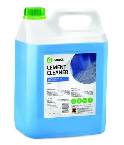 Cement Cleaner - grīdas mazgāšanas līdzeklis pēc remonta - 5 kg