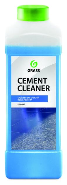 Cement Cleaner - grīdas mazgāšanas līdzeklis pēc remonta - 1 litrs
