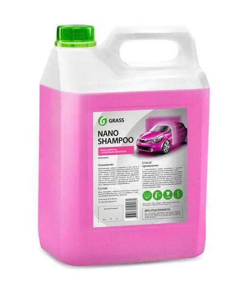 Nano Shampoo 1:200 - nano šampūns ar aizsargslāni - 5kg