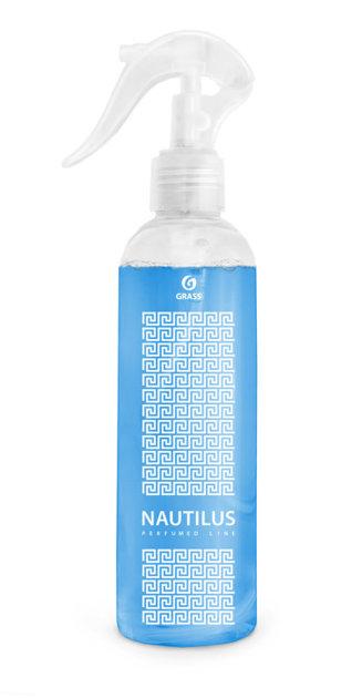 NAUTILUS - izsmidzināms gaisa atsvaidzinātājs uz parfīma bāzes ar ūdenskrituma aromātu - 250 ml