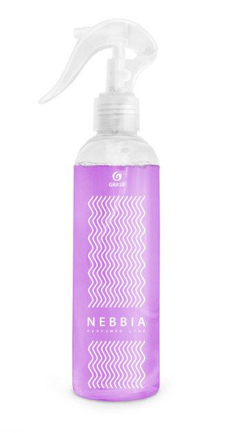 NEBBIA - izsmidzināms gaisa atsvaidzinātājs uz parfīma bāzes ar svaigu aromātu - 250 ml