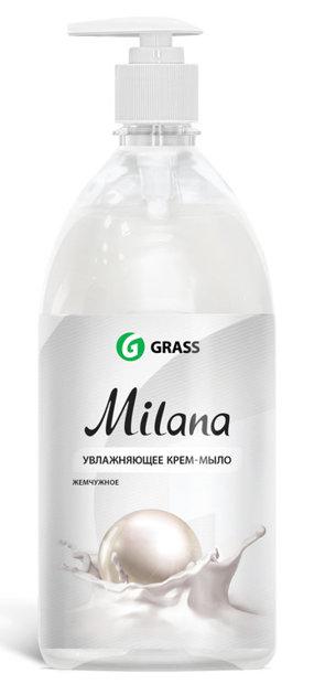 Milana Pearl - šķidrās ziepes ar pērļu aromātu - 1 litrs