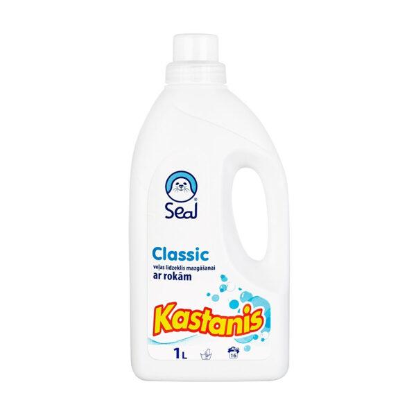Kastanis Classic - veļas līdzeklis mazgāšanai ar rokām 1l