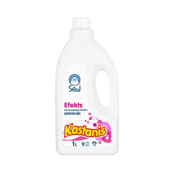 Kastanis Efekts - universāls veļas mazgāšanas līdzeklis 1L
