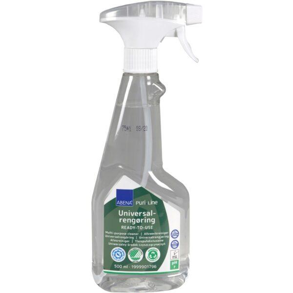 """ABENA Daudzfunkcionāls tīrīšanas līdzeklis """"Puri-Line"""" 500ml"""
