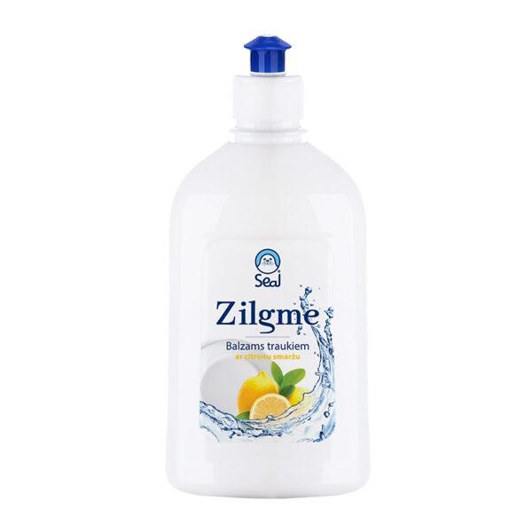 Zilgme balzams trauku mazgāšanai ar citronu smaržu 500ml