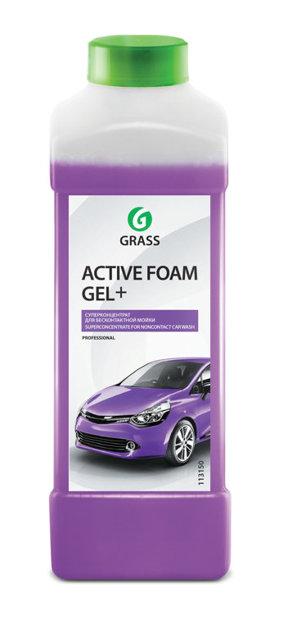 ACTIVE FOAM GEL+ 1:70-1:160 - superkoncentrāts, aktīvās putas - 1 litrs