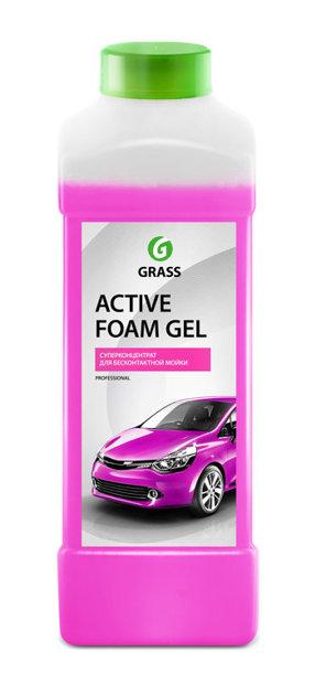 ACTIVE FOAM GEL 1:70-1:160 - aktīvās putas, priekšmazgātājs - 1 litrs