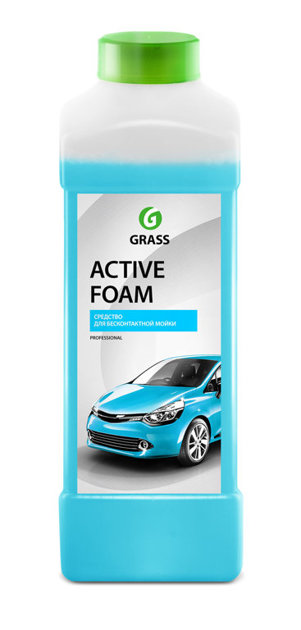 Active Foam 1:50 - koncentrētas vāji sārmainas aktīvās putas - 1 litrs