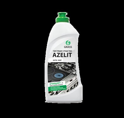 AZELIT Gel - gēlveida tīrīšanas līdzeklis pret taukiem un piedegumiem - 500 ml
