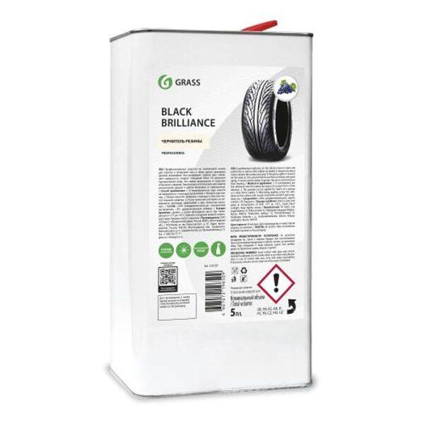 BLACK BRILLIANCE - gumijas auto detaļu tīrīšanai un aizsardzībai uz silikona bāzes - 5kg