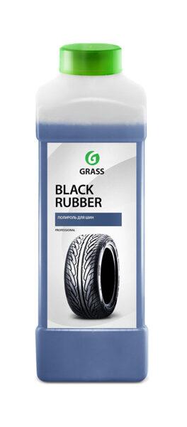 Black Rubber 1:3 - gumijas auto detaļu tīrīšanai un aizsardzības līdzeklis - 1 litrs