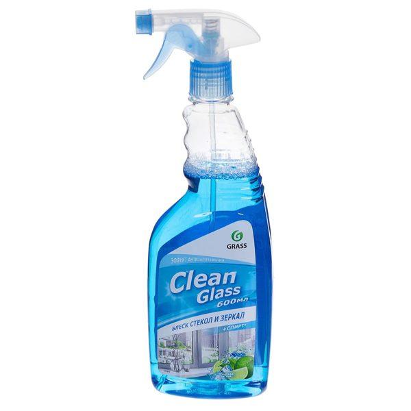 """Grass """"Clean Glass"""" stikla tīrītājs Zilā lagūna 600ml"""