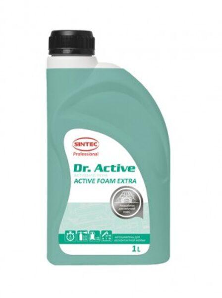Sintec Active Foam Extra - aktīvās putas bezkontakta auto mazgāšanai 1l