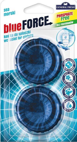 WC tabletes Blue General Fresh (2gb)