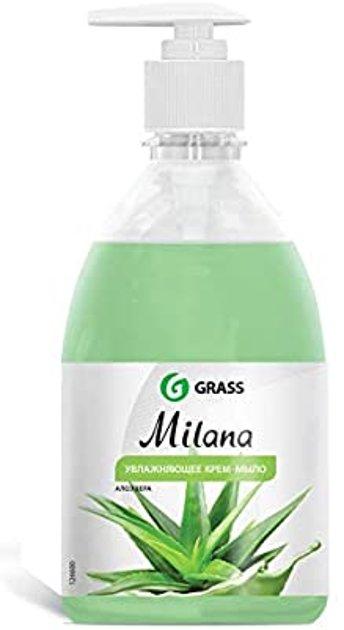 Milana Aloe Vera - šķidrās ziepes ar alvejas aromātu - 500ml