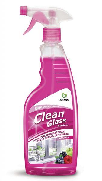 """Grass """"Clean Glass"""" stikla tīrītājs Savvaļas ogas 600ml"""